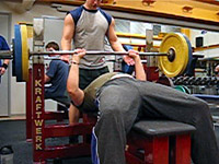 close-grip bench max lift