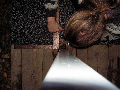 mat cutter
